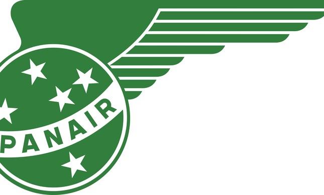 Logo marca da Panair do Brasil