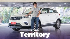 Será que os atributos chineses do Ford são suficientes?