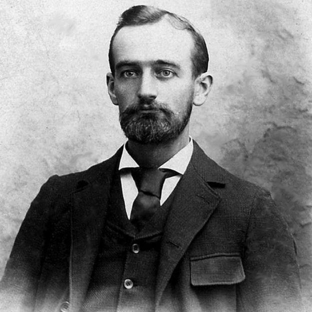 Frederick Trump morreu em 1918, durante uma epidemia de gripe (Foto: GETTY IMAGES via BBC)