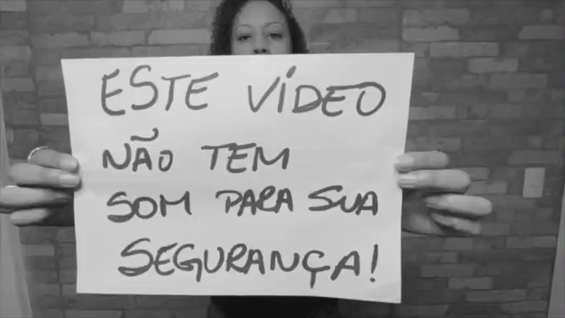 Santos lança campanha de combate a violência contra a mulher na pandemia