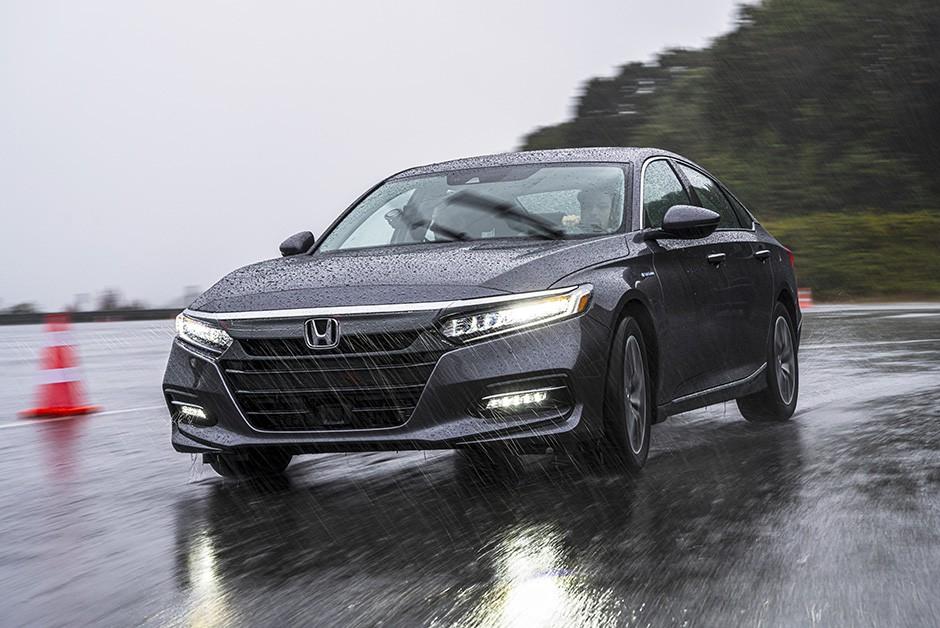 Honda Accord vai estrear tecnologia híbrida no Brasil (Foto: Divulgação/Honda)