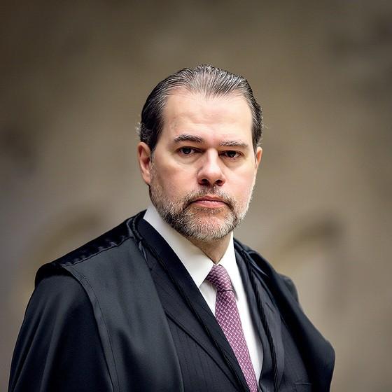 Presidente do STF a partir de setembro, Toffoli liberou Maluf e Picciani da cadeia, permitiu a Demóstenes tornar-se candidato e livrou Jucá de investigação (Foto: Nelson Jr./Sco/Stf)