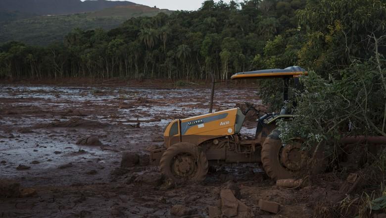 Brumadinho , MG. 28/01/2019. Tragédia em Brumadinho. ( Foto: Lalo de Almeida ) (Foto: Lalo de Almeida / Ed.Globo)