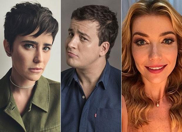 Rafael Cortez conta que já teve affair com Fernanda Vasconcellos e Luiza Possi (Foto: Reprodução)