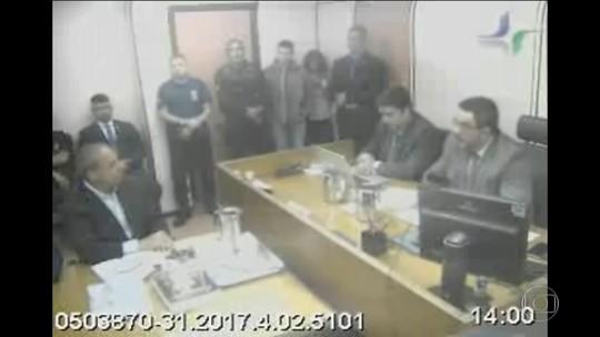 Cabral diz a juiz: 'Esse apego a poder, a dinheiro, a tudo isso, isso é um vício'