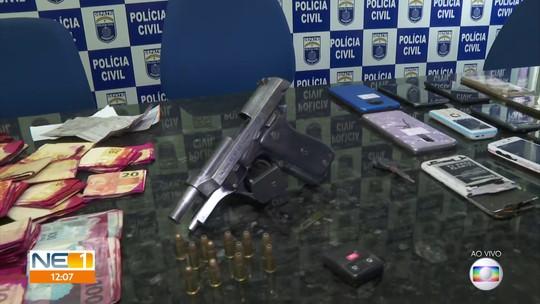 Polícia prende quadrilha que usava ácido para clonar placas de veículos
