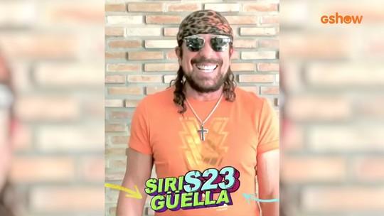 Bell Marques tem convite especial para a galera do Siriguella