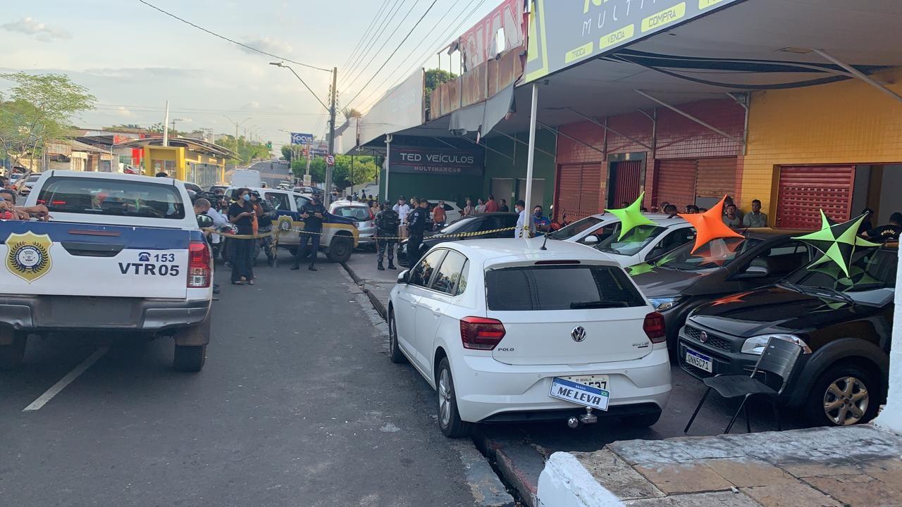 Morte de corretor de veículos em Teresina foi premeditada, diz delegado