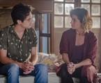 Giovanna Antonelli e Danilo Mesquita em 'Segundo Sol' | Paulo Belote/TV Globo