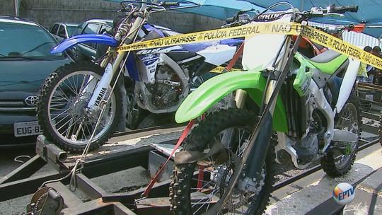Piloto de motocross de Araraquara, SP, é condenado a 25 anos de prisão por esquema de importação ilegal