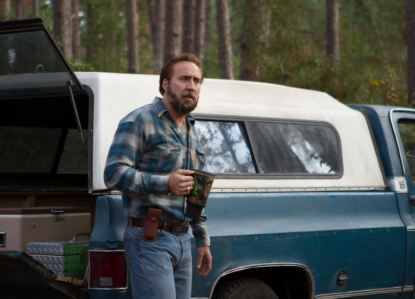 Nicolas Cage em Joe (2013) (Foto: Divulgação)
