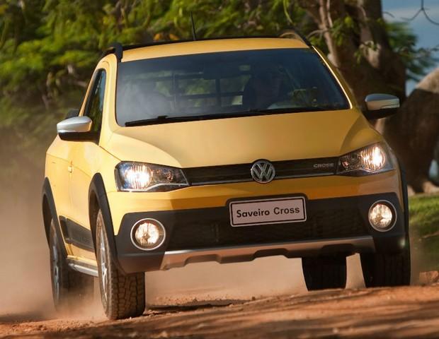 Volkswagen Saveiro Cross 2014 (Foto: Volkswagen)