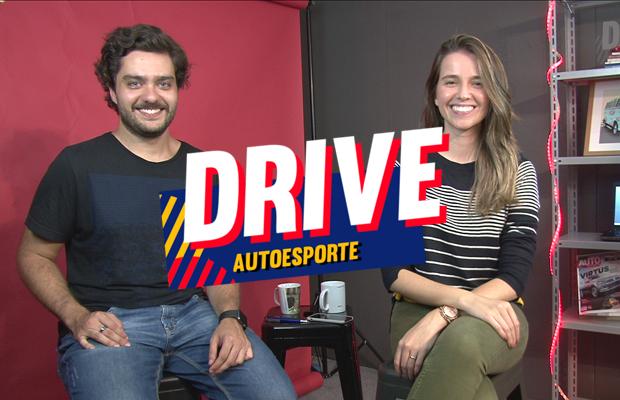 Drive Autoesporte 23/02/2018 (Foto: Autoesporte)