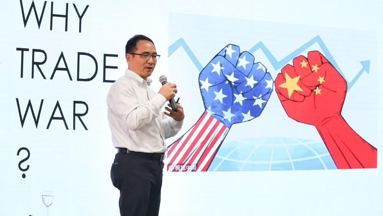 Lin Tan-Hopefull Grain and Oil-trading-china (Foto: Edilon Carmo/Ed. Globo)