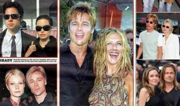 Brad Pitt (Foto: Reprodução Instagram)