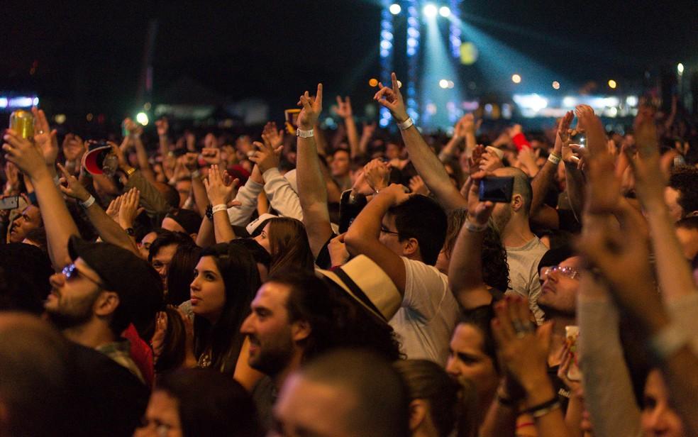 Alguns tipos de Seguro de Eventos trambém cobrem despesas com acidentes relacionados ao público (Foto: Érico Andrade/G1)