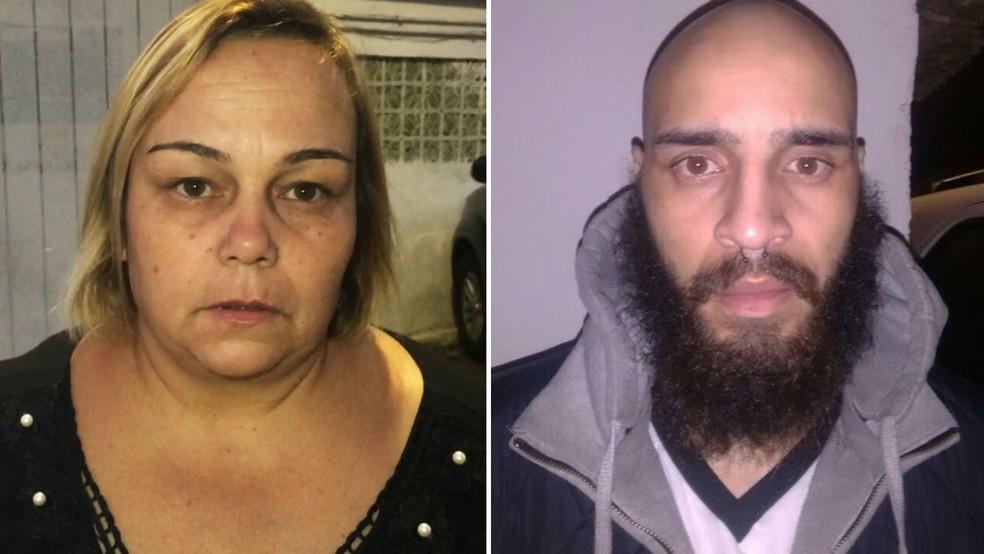 Rosilene, mãe do tatuador Maycon, disse que está feliz pela denúncia da promotoria e que filho não é monstro (Foto: Glauco Araújo/G1)