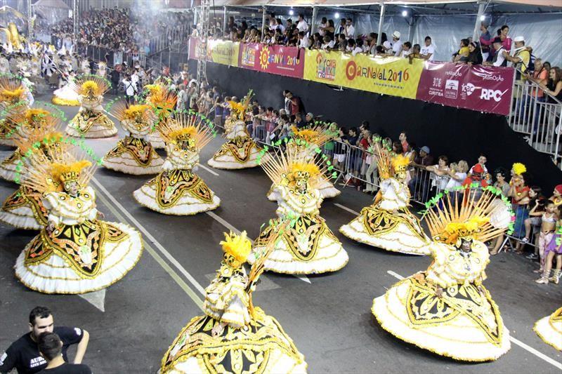 Programação do carnaval em Curitiba começa no dia 1º de março