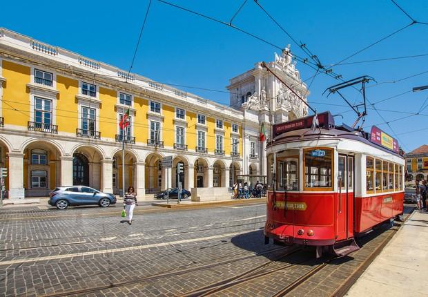 Lisboa, Portugal (Foto: Pixabay)