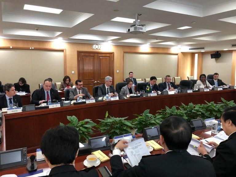 ministra-tereza-china (Foto: Divulgação/Mapa)