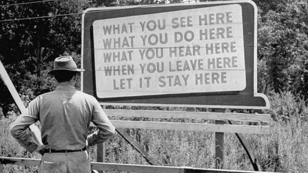 O Projeto Manhattan Project tinha regras de confidencialidade (Foto: Getty Images via BBC News Brasil)