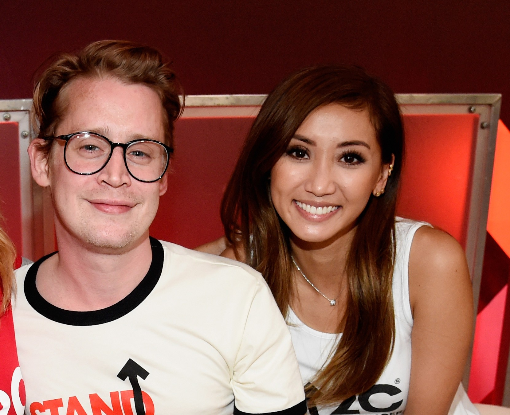 Macaulay Culkin e Brenda Song (Foto: Getty Images)