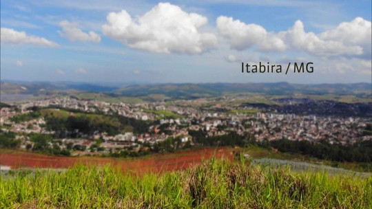 GloboNews Documento mostra Itabira, a terra do minério e do poeta