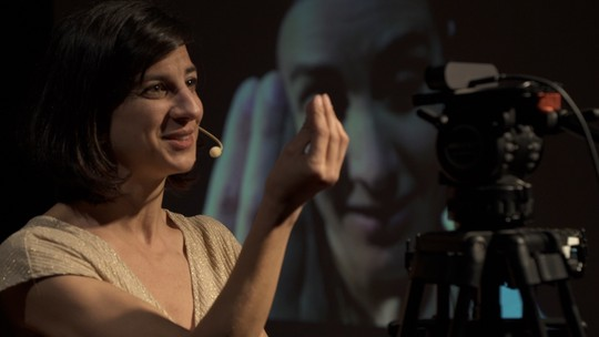 'Latência' integra palcos no Rio e no Uruguai através da internet