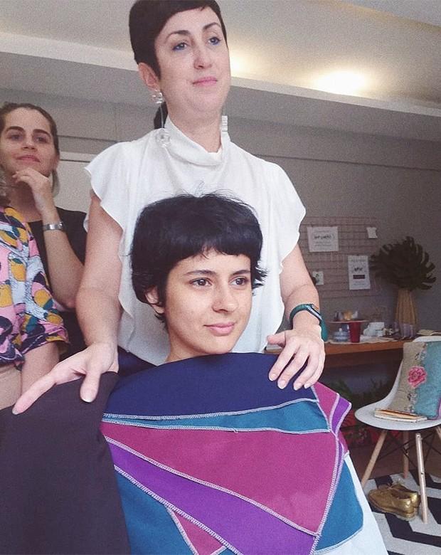 A própria Roberta Freitas já refez a sua análise para saber a sua paleta com precisão (Foto: Instagram / Roberta Freitas)