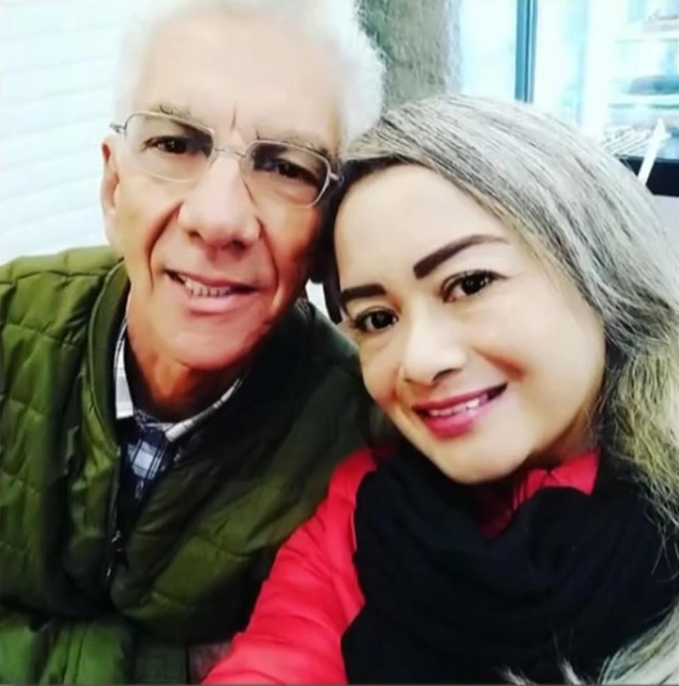 José Pereira, 71 anos, preso em Lisboa suspeito de tráfico de drogas é solto pela Justiça Portuguesa — Foto: Reprodução/Fantástico