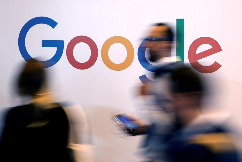 Logo do Google — Foto: Reuters