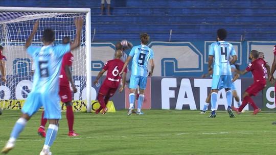 Melhores momentos de Londrina 0 x 1 Vila Nova pela 25ª rodada da Série B 2019