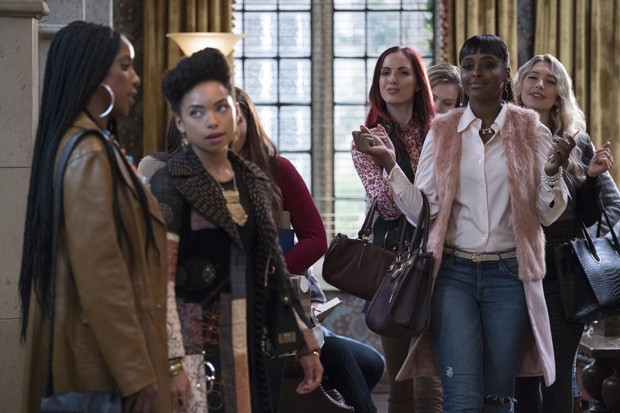 DEAR WHITE PEOPLE (Foto: Adam Rose/Netflix)