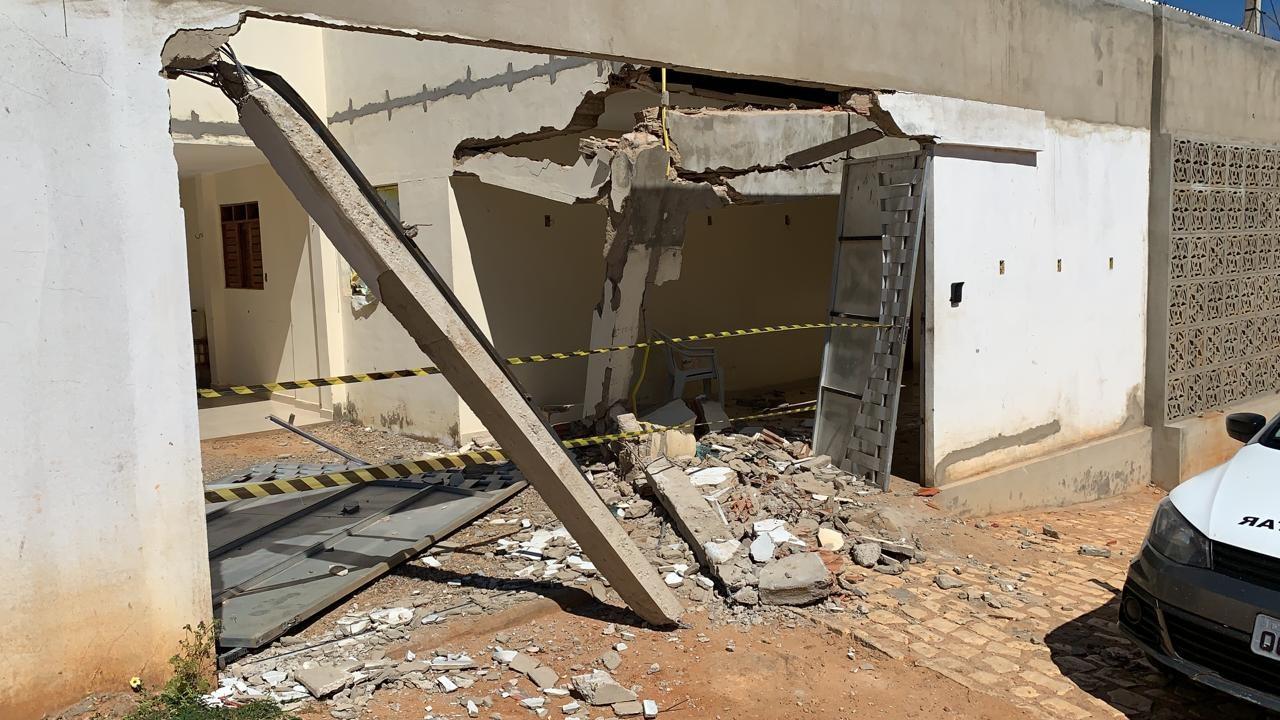 Casa de vereador é metralhada e arrombada no interior do RN