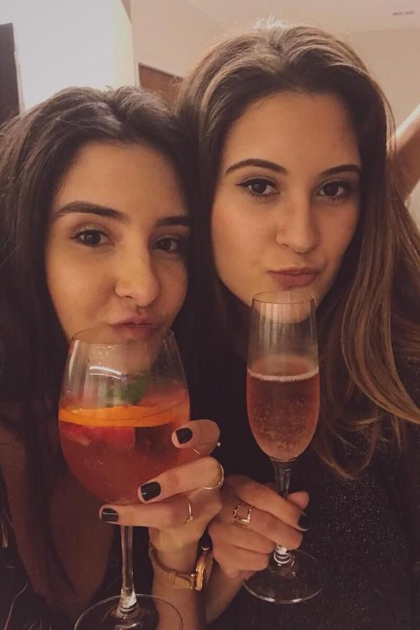 Laura e Bia Bonemer (Foto: Reprodução Instagram)