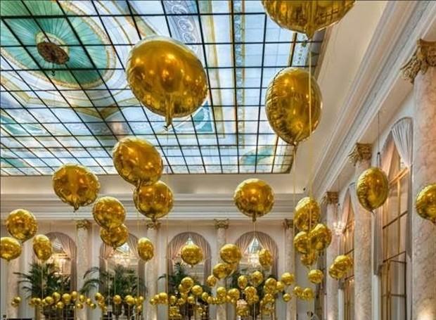 O Hotel D'Angleterre é uma obra arquitetônica localizada em Copenhagen, na Dinamarca (Foto: Hotel D'Angleterre/  Reprodução)