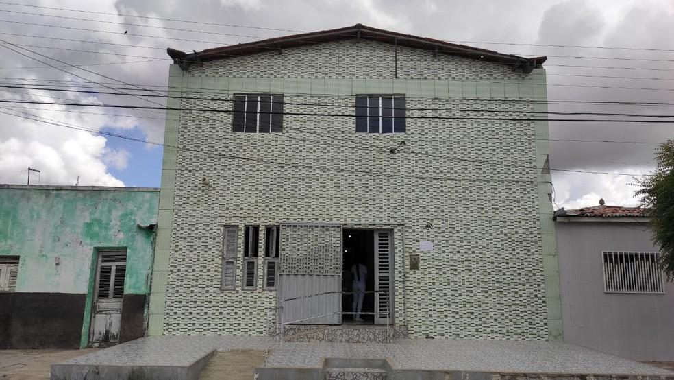 Doses de vacina desapareceram de posto de saúde em Mossoró, no RN. — Foto: Isaiana Santos/Inter TV Costa Branca