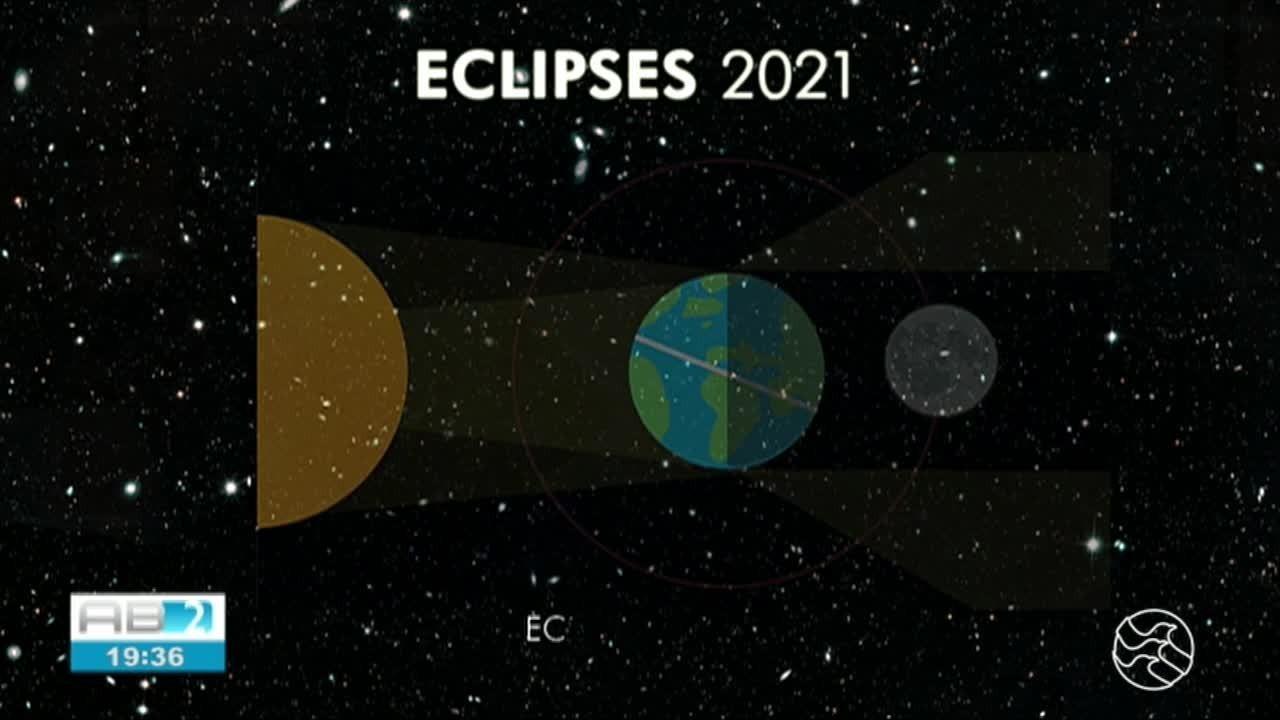 Ano de 2021 promete ser de fenômenos no céu com eclipses