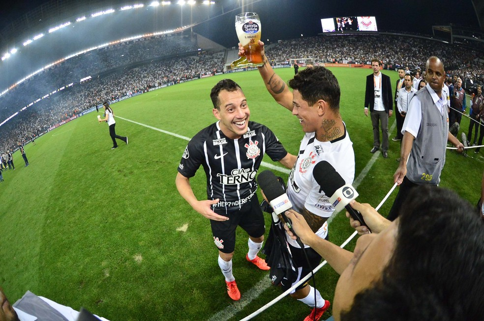 Rodriguinho foi destaque em campanha do título e pode ser baixa em 2018 (Foto: Marcos Ribolli)