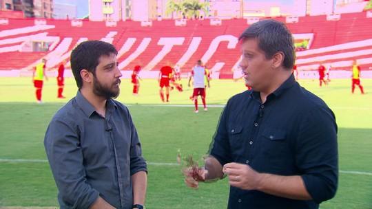 Cabral Neto analisa necessidade do Náutico de poupar atletas e importância de clássico