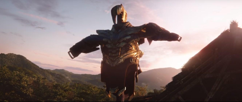 Armadura de Thanos (Foto: Reprodução/YouTube)