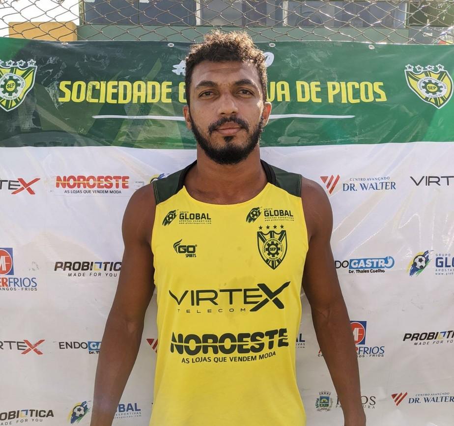 Reforço de Picos, Júnior Juazeiro foca classificação na Copa do Brasil: