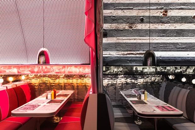 The Diner David Rockwell_2 (Foto: Michele de Candia / divulgação)