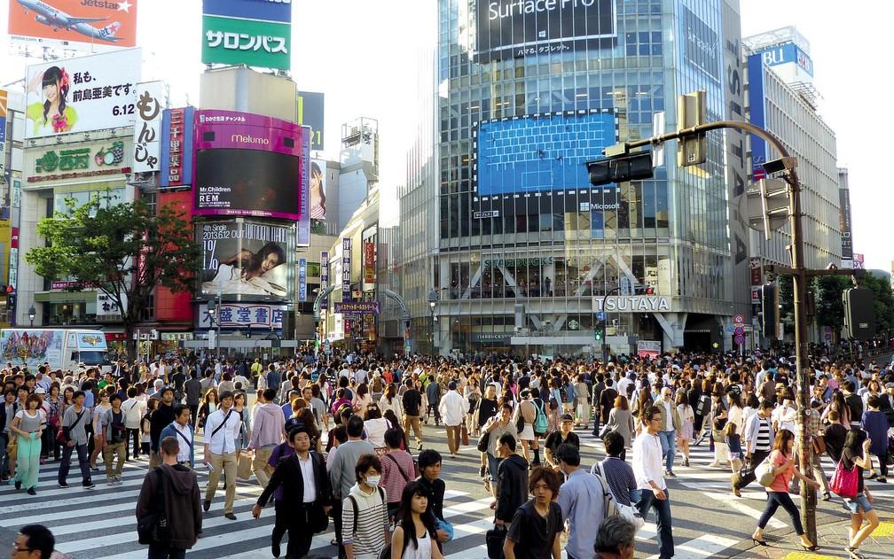 Tóquio é a segunda melhor cidade para estudar, segundo o ranking QS 2019 — Foto: cegoh/Creative Commons