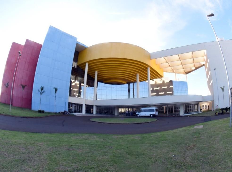 Hospital Regional de Piracicaba vai receber novos leitos para tratamento do coronavírus — Foto: Davi Negri