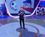 Tiago Leifert apresenta o 'Central da Copa' | Reprodução