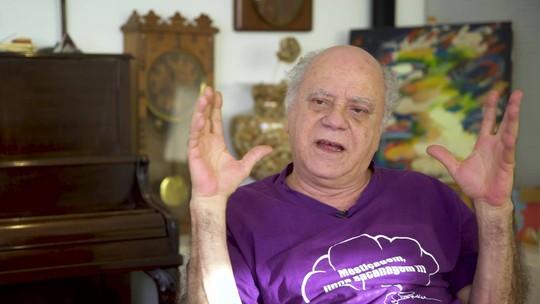 Tonico Pereira celebra 50 anos de carreira; veja a entrevista