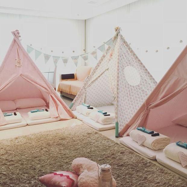 Acampamento na sala: tudo o que você precisa saber (Foto: Reprodução/Divulgação)