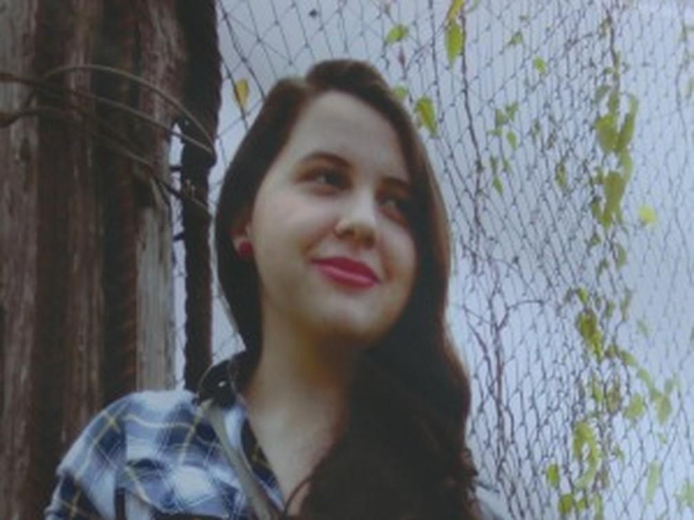 Naiara Karine foi assassinada no dia 24 de janeiro, em Porto Velho — Foto: Reprodução/TV Rondônia