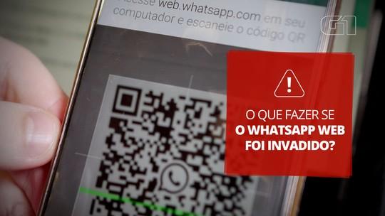 É possível saber quem acessou seu WhatsApp pelo WhatsApp Web?